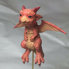 Unpainted Resin Animal Figure Model Kit Garage Little Fly Dragon Statue Gift New
