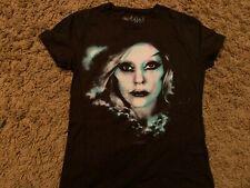 LADY GAGA 2012 Born This Way official tour shirt Women's XS