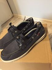 sebago 46 Blau Shoes schuhe