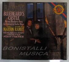 BLUEBEARD'S CASTLE - MARTON, RAMEY - FISCHER - CD Sigillato