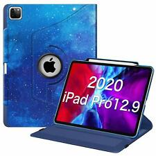360° Rotating Spin Case Cover For iPad Pro 12.9'' 4th Gen 2020 /3rd Gen 2018