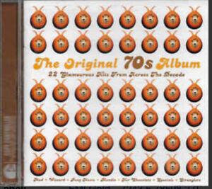 Various – The Original 70s Album CD / Like New