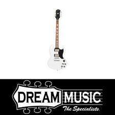 Epiphone G-400 Pro Alpine White Electric Guitar 2018 SAVE $150 Off RRP$999
