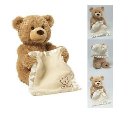Quality Brown Bear Peek a Boo Play Hide And Seek Soft Stuffed Animal Plush Toys