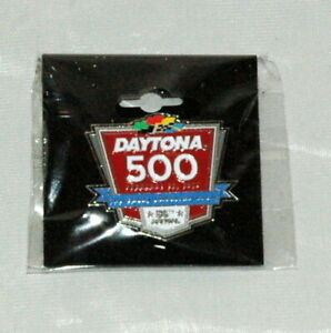 Daytona 500 Nascar 56th Annual Great American Race Lapel Pin Feb 23rd 2014