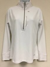 New Under Armour Women's 1/4 Zip Loose Fit Pullover Long Sleeve Shirt Variety
