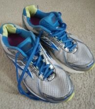 Brooks Adrenaline GTS 15 Women's Running Shoes - White/Blue - Sz 9