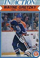 1982 O-PEE-CHEE Wayne Gretzky #107 Hockey Card