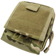 CONDOR MOLLE Tactical Nylon Map/Chart/Document Pouch ma35-008 - MULTICAM Camo