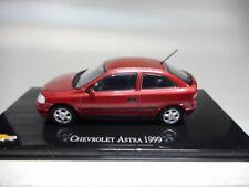CHV 43 CHEVROLET ASTRA 1999 OPEL ASTRA / KADETT BRASIL SALVAT 1/43