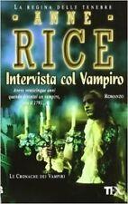 Intervista Col Vampiro Romanzo - Rice Anne  - Tea, 2009