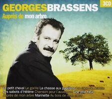 Georges Brassens, Harry Belafonte - Aupres [New CD] France - Import