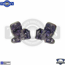 66-67 for GM A-Body & 67 F-Body LOWER Door Hinge New Tooling CAST IRON - PAIR