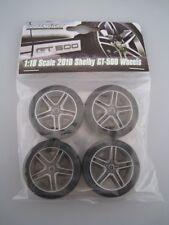 Shelby GT-500  Felgen + Reifen-Satz  Greenlight  1:18  OVP  NEU
