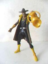 "DC Universe Wave 17 CNC Anti Monitor series yellow Lantern scarecrow 6"" figure"