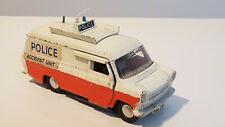 Ford Transit Police Accident Unit Van Dinky Toys 287 England von 1967-1972