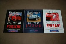 Keith Martin on Collecting - Porsche, Jaguar & Ferrari - Sports Card Market