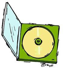 Dance Pop Single Enhanced Music CDs