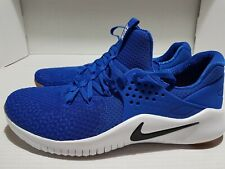 New Nike Free Trainer VIII V8 Mens Gym Trainers - AH9395-401 - Size 9 - RRP £90.