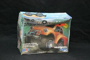 MPC VOLKSWAGON Motor Monsters 1:25 Scale Model Kit Open Box No Engine