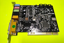 PCI Sound Card, Philips PSC60X Series, Sonic Engine, 5.1.