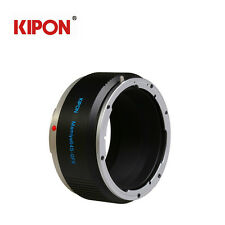NEW Kipon For Mamiya 645 Lens to Fujifilm G-Mount GFX 50S Camera Pro Adapter