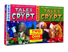 TV-Tales From The Crypt: The Complete Seasons 5 & 6  DVD NEW
