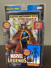 MARVEL LEGENDS DR. STRANGE GALACTUS SERIES DR. NEW - NO BAF PIECE FOR GALACTUS