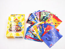 Anime Pokemon Go Pocket Monster Playing Cards Deck Poker New In Box