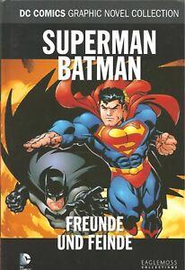 °SUPERMAN/BATMAN: FREUNDE UND FEINE° EagleMoss DC Graphic Novel Collection #05