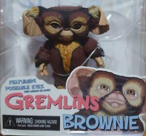 Neca Reel Toys Gremlins Brownie Mogwai Series 4 Figure - Genuine