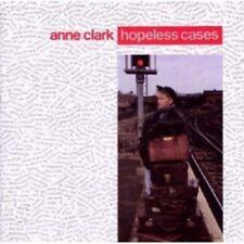 ANNE CLARK - HOPELESS CASES  CD 10 TRACKS POP / DARK WAVE NEW!