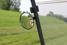 "6"" spot mirror, universal fit for golf carts EZ Go, Club Car, Yamaha..."