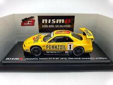 1:64 Kyosho Nissan NISMO Skyline GT-R GTR R34 JGTC MINE Winner#1 PENNZOIL 998pcs