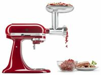 KitchenAid® Metal Food Grinder Attachment, KSMMGA