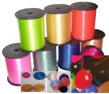 10- 100 Meters Balloon Curling Ribbon For Party Gift Wrapping Ballons Baloons