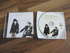 RONNIE SPECTOR KEITH RICHARDS rolling stones Work Out Fine RARE promo CD single