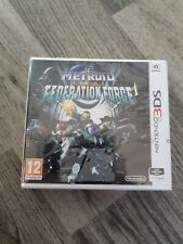Metroid Prime Federation Force Nintendo 3ds Brand New Sealed