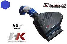 HFI - Carbon V2 (+) Airbox Seat Leon Cupra (5F) 2.0 TSI - 280 PS -CJXA blau