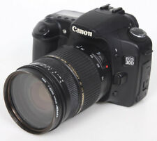 Canon 30d DSLR camera  with  Tamron xr di ld 28-75mm f2.8 Lens