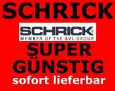 SCHRICK Nockenwelle 284°/272° - BMW E30 325i Typ M20