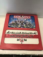 "Monopoly Classic Edition 1935 Reproduction and ""Here and Now"" Edition  NIB"