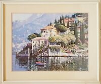 Howard Behrens 41x30 Fine Lithograph Art Print Double-Matted & Custom Framed