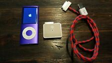 iPod Nano Purple 8Gb