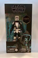 Star Wars Black Series Scout Trooper Hasbro Gamestop Exclusive Gaming Greats