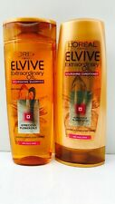 L'OREAL ELVIVE EXTRAORDINARY OIL 400ML SHAMPOO + CONDITIONER FOR DRY DULL HAIR