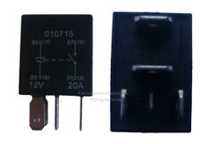 MICRO Relays - 4 Pin - 'Normally Open' - 20A - 12V - SEALED - PACK OF 2