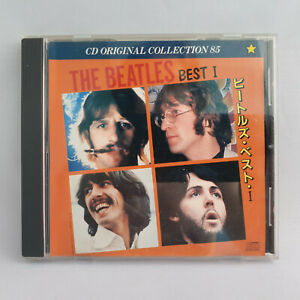 CD The Beatles Best I 1985 Japan - Super Star Hits Collection Vol 1 85