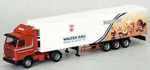 Scania 113M Streamliner Ko.sz Krummen Transportes Walter Rau 1:87 AWM 95721.2