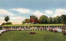 c1950's PALACE MOTEL Cocoa FL, Owner L. Craig, publ Butler